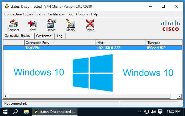 cisco vpn client 5.0 07 download windows 7 32 bit