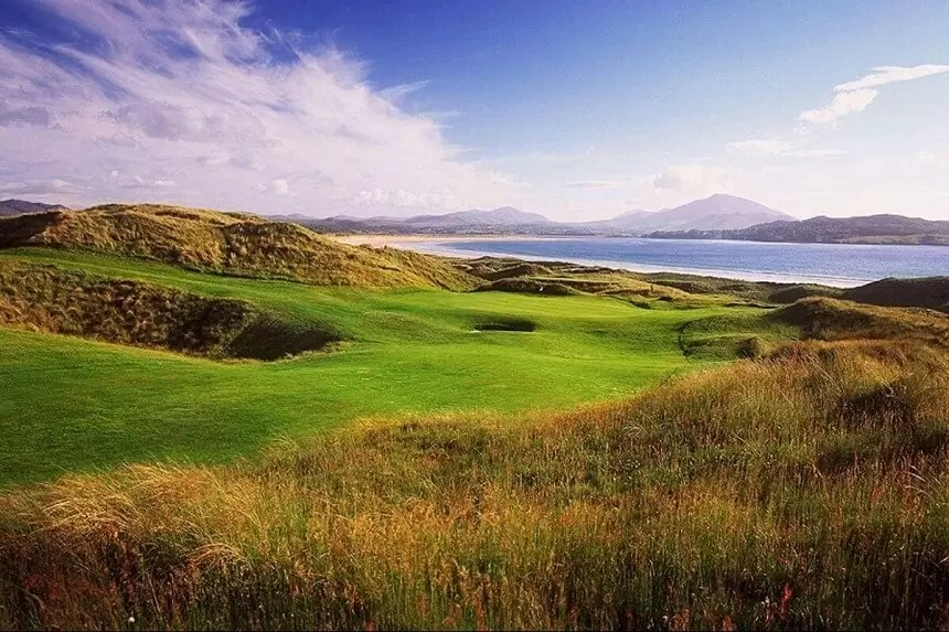 Golfing Holidays To Ireland