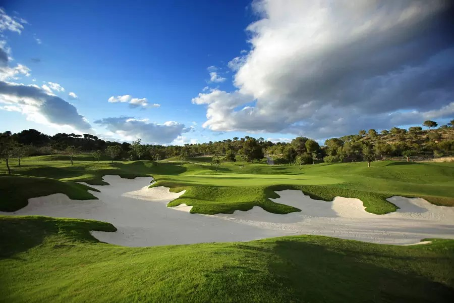 Golfing Holidays To Spain (Mainland)