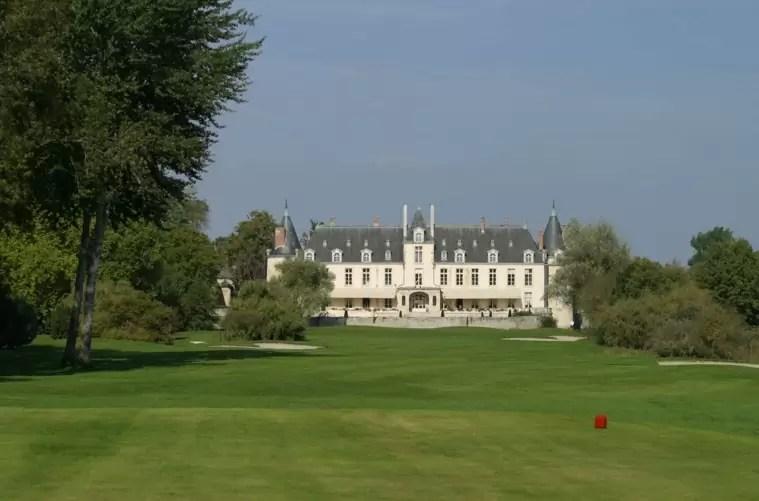 Chateau D'Augerville, Near Paris