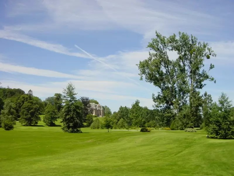 Golf De Saint-Saens, Normandy