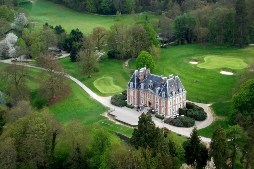 Golf Hotel Du Saint-Saens, Normandy
