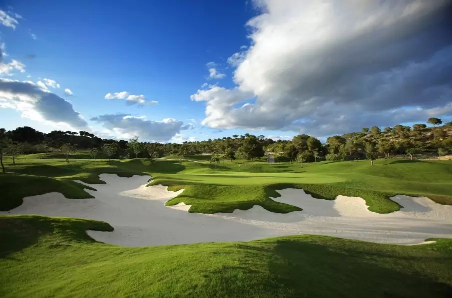 ALICANTE - 4* Las Colinas Golf Holiday & Golf Break Offers