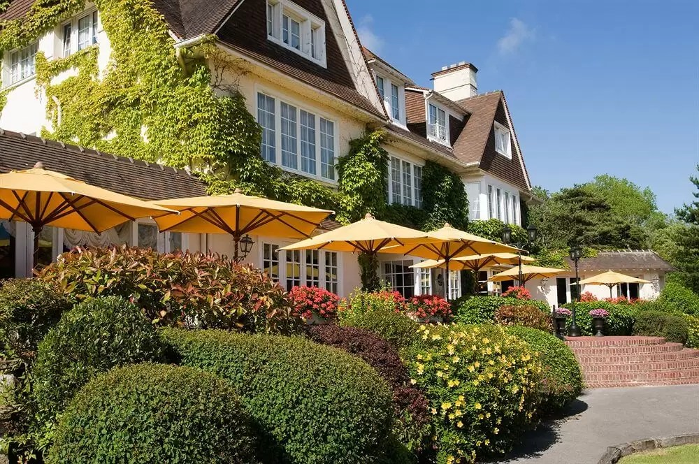 Le Manoir Hotel, Le Touquet, Northern France