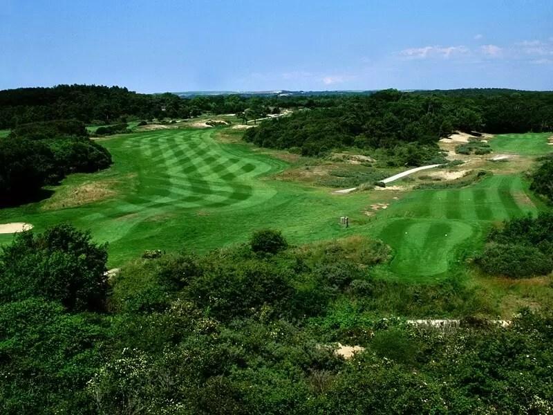 Le Touquet Golf Club (Le Foret and Le Mer), Le Touquet, Northern France