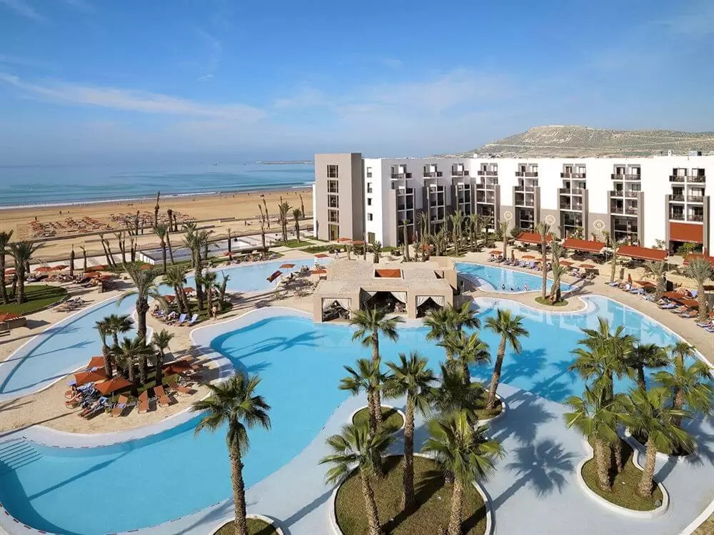 Royal Atlas, Agadir
