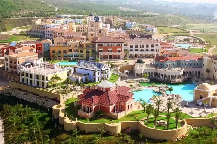 BENIDORM – 4* Melia Villaitana Golf Resort Golf Holiday & Golf Break Offers