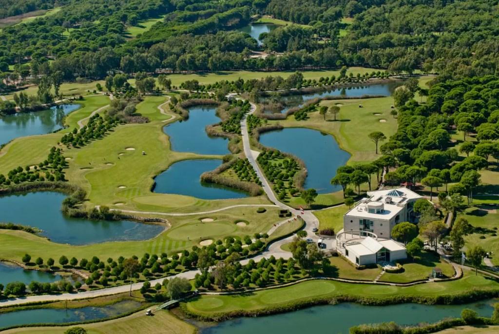 Antalya Golf Club (Pasha & PGA Sultan), Belek