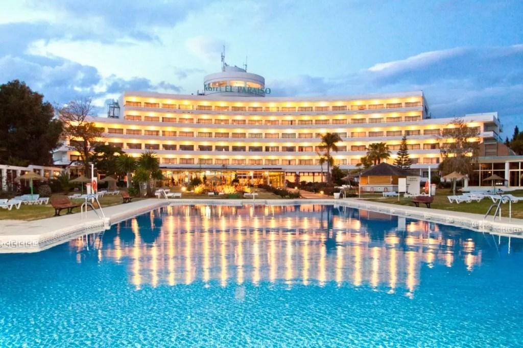El Paraiso Hotel, Near Puerto Banus