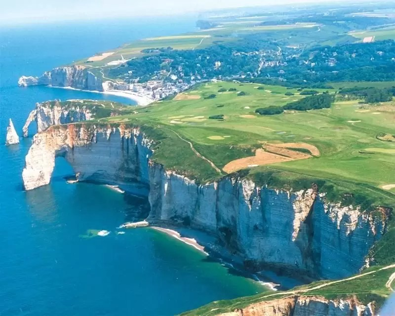 Golf D'Etretat, Normandy