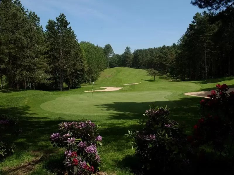 Hardelot Golf (Pins and Dunes), Le Touquet, Northern France