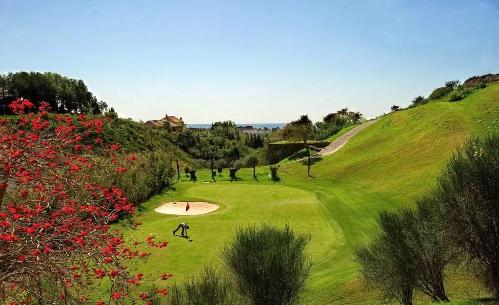 Los Flamingos Golf, Marbella