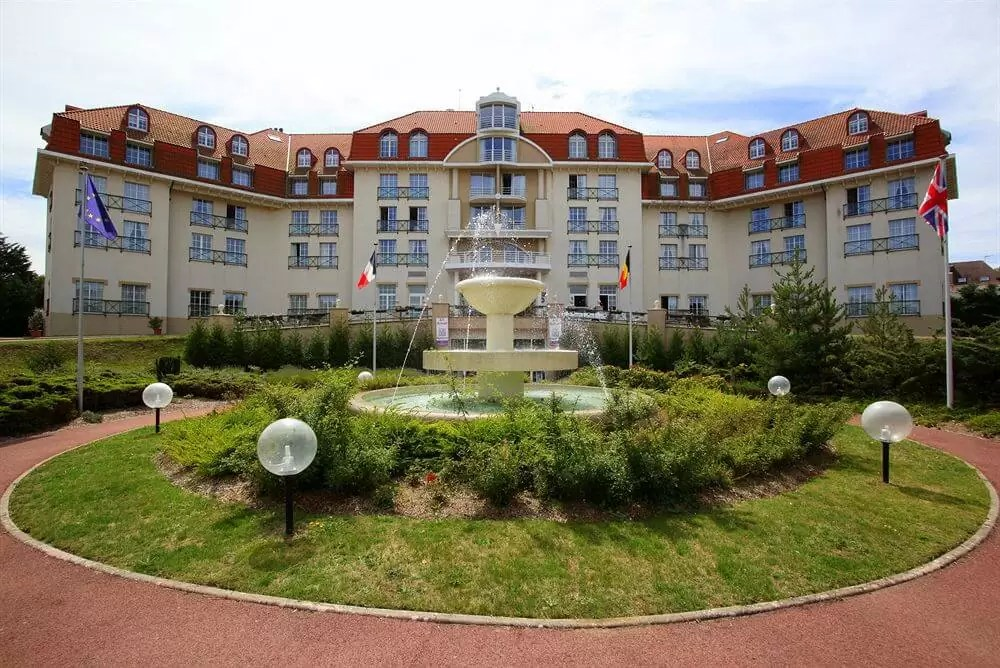 Mercure Grand Hotel, Le Touquet, France