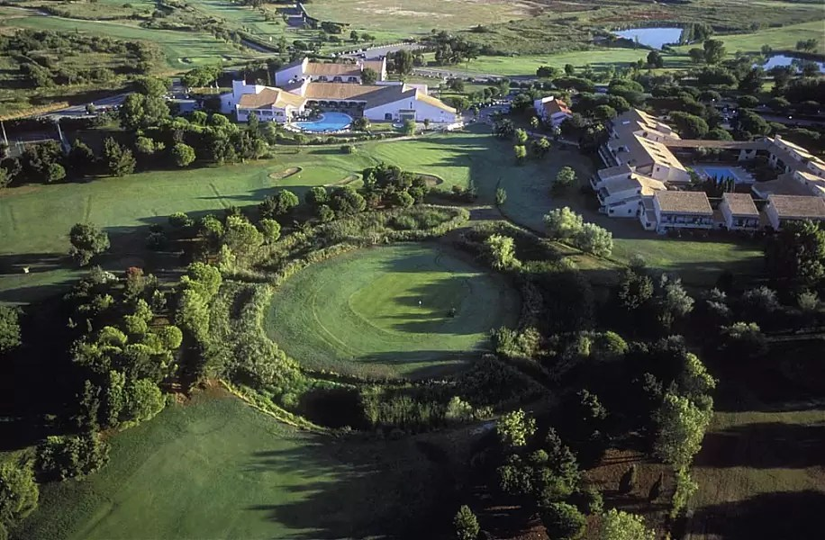 Saint-Cyprien Golf Resort, Perpignan, Southern France