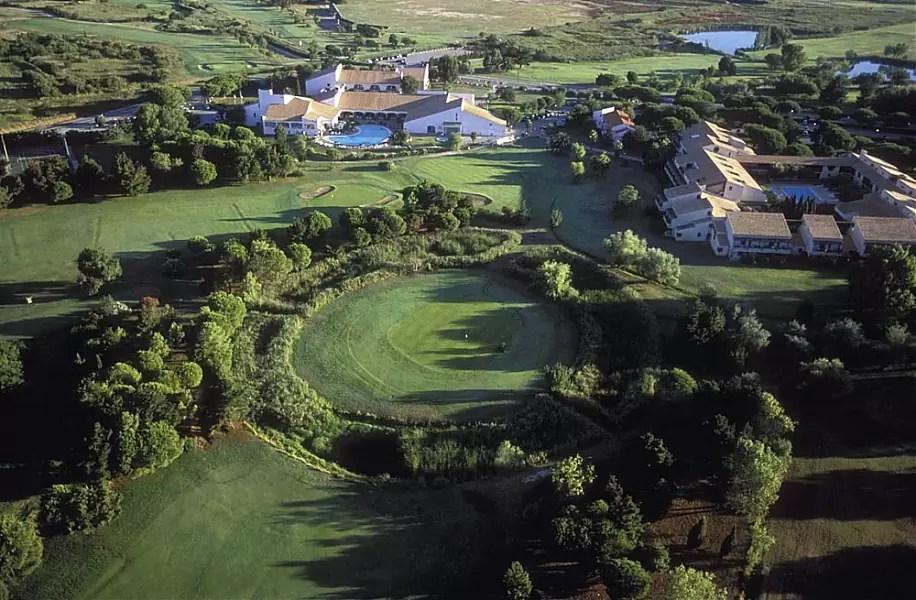 Saint-Cyprien Golf Resort, Perpignan, Southern France