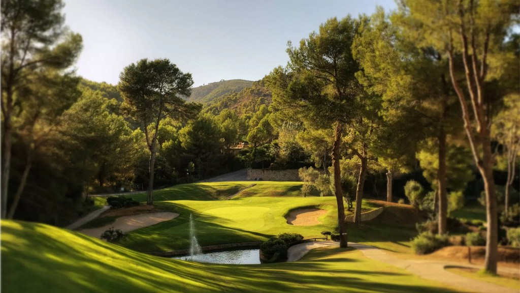 Son Vida Golf, Mallorca