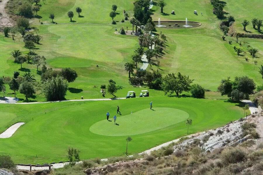 La Envia Golf, Almeria