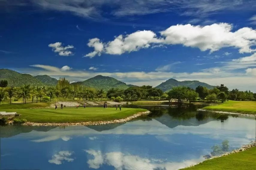 THAILAND – 10 Night Hua Hin Golf Tour