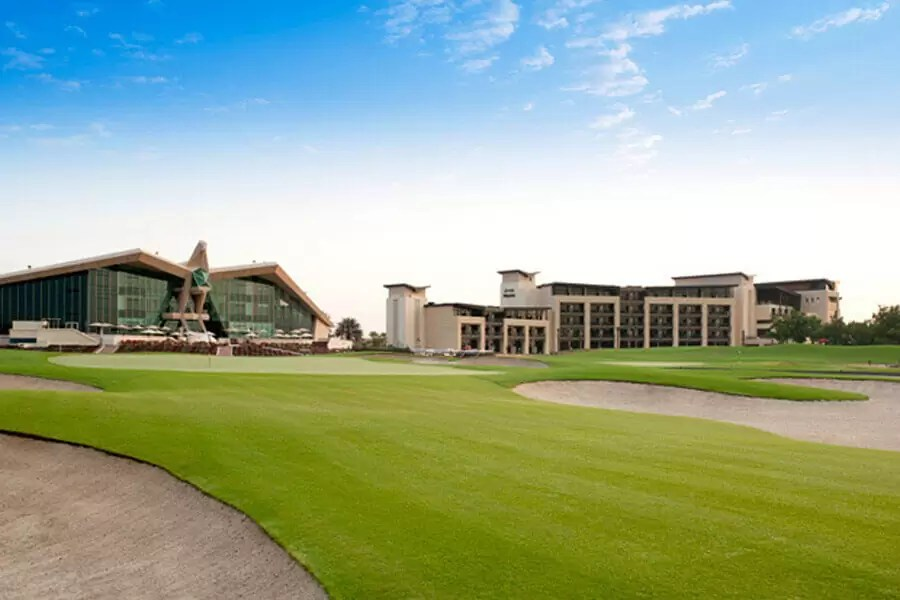The Westin Abu Dhabi Golf Resort and Spa, Abu Dhabi