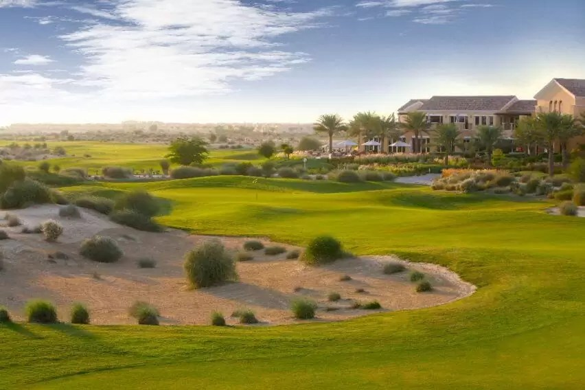 Arabian Ranches Golf Club, Dubai