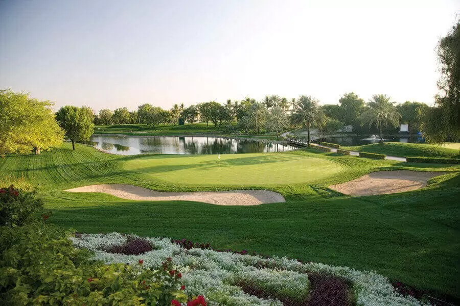 The Emirates Golf Club – Majlis Course, Dubai