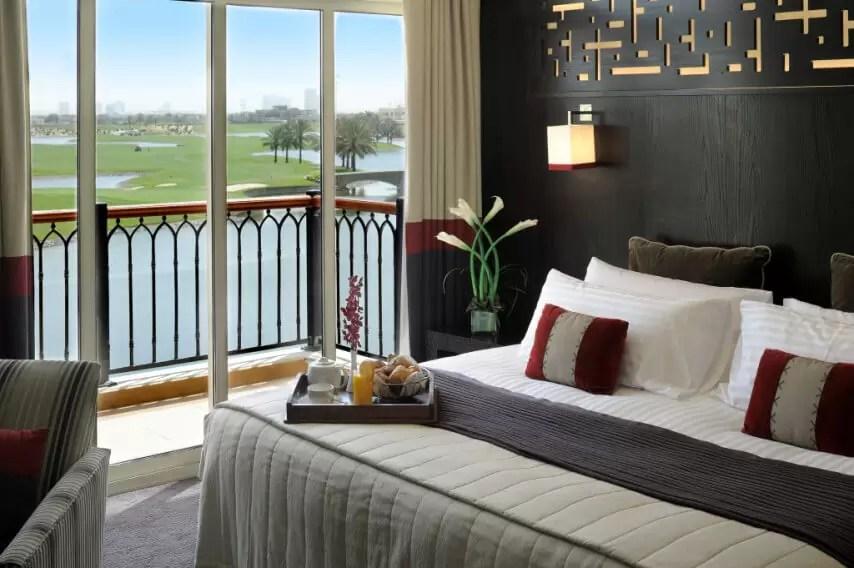 DUBAI - 5* The Address Montgomerie Dubai Golf Holiday & Golf Break Offers