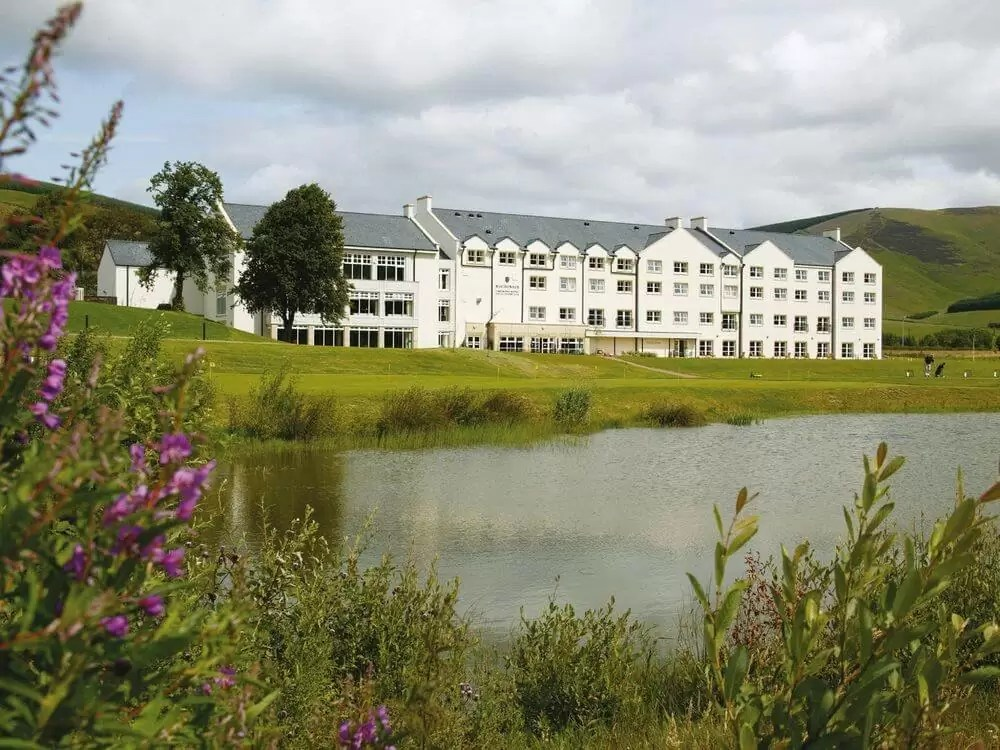 UK – Macdonald Cardrona Hotel Golf Holiday & Golf Break Offers