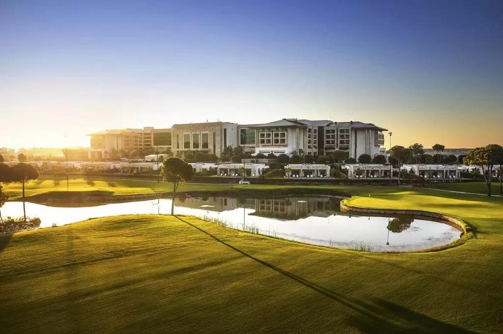 TURKEY – ALL INCLUSIVE – 5* Regnum Carya Golf And Spa Resort Golf Holiday & Golf Break Offers