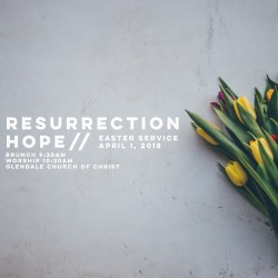 Resurrection Hope Easter Service