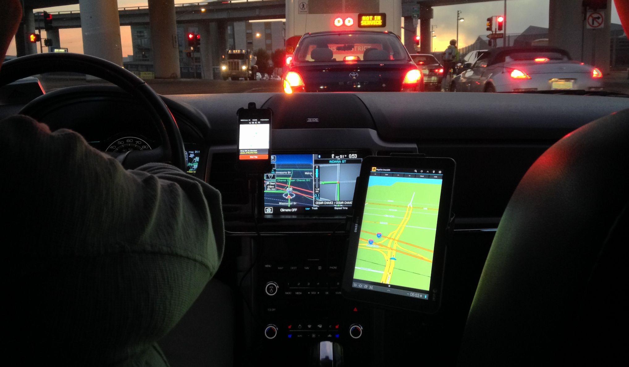 Uber Driver Spreadsheet