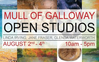 Mull of Galloway August Open Studios