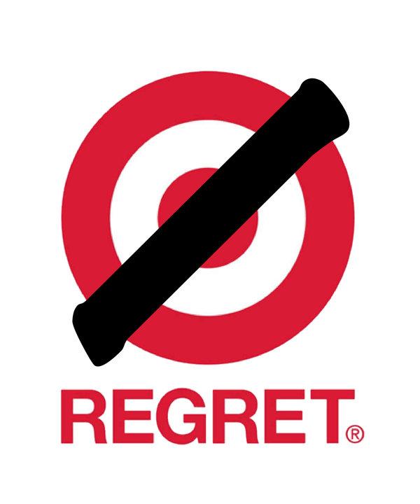 Target Regret