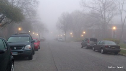 2012-03-22 06:57:50 In a fog....again.
