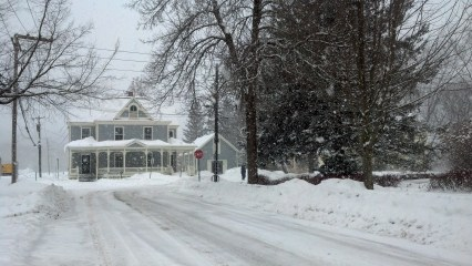 Vermont Snow