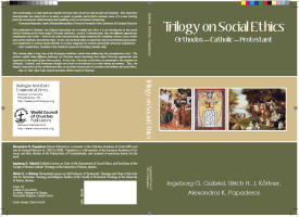 Trilogy on Social Ethics Cover