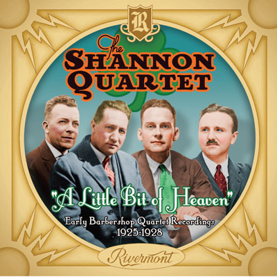 The Shannon Quartet - A Little Bit of Heaven