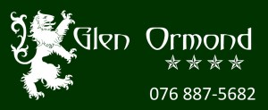Glen Ormond road sign