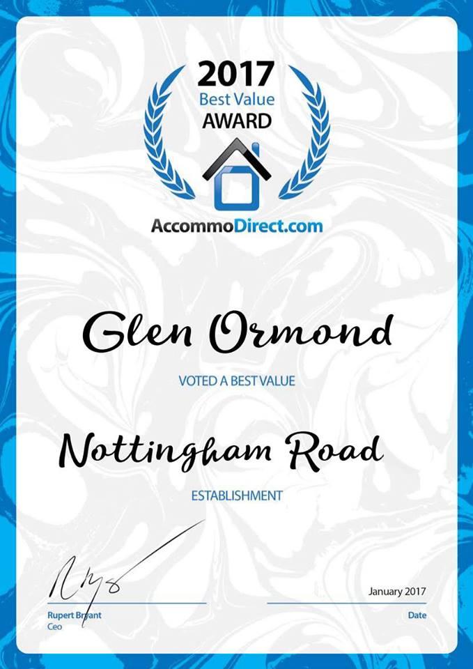 AccommoDirect 2017 Award