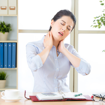 whats causing your neck pain