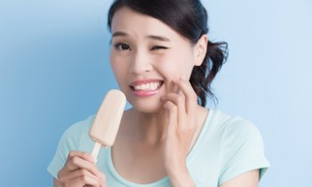 dealing with tooth sensitivity