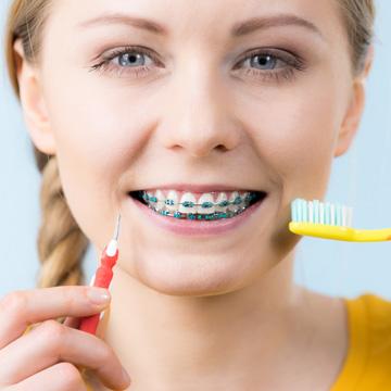 braces and dental hygiene