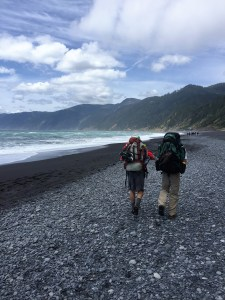 The Lost Coast Trail