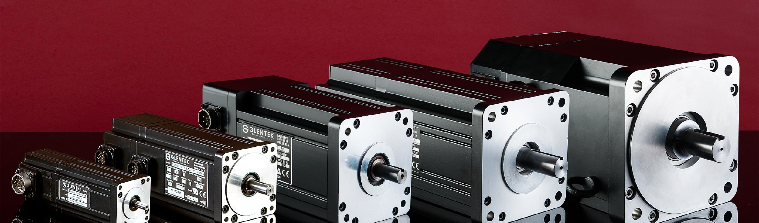Servo Drives and Motors for OEM Applications | Glentek