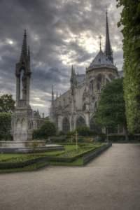 Notre Dame Garden