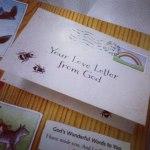Love letter open