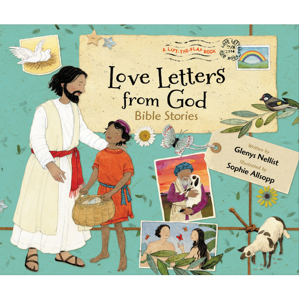Love Letters from God | Glenys Nellist