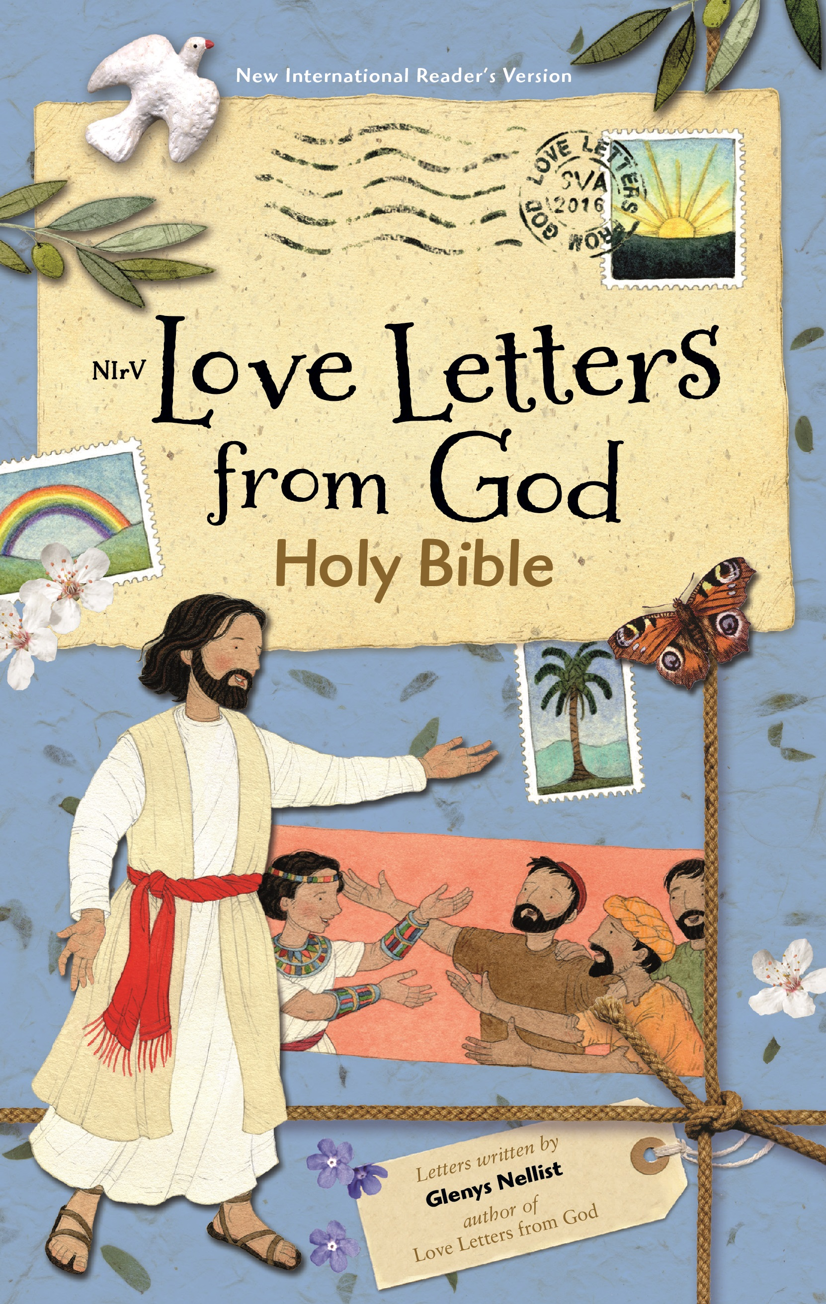 love letter from god tis an exciting stop in the twas hop and did i say 13327 | NIrV Love Letters Bible Hardcover