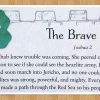 Rahab: The Brave Girl - Part 3 in a Fourteen-Week Bible Study for Women