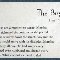 Martha: The Busy Girl. Part 4 in a Seven-Week Bible Study for Women