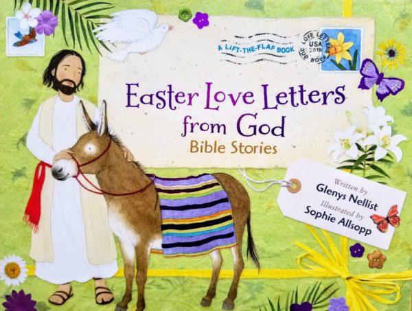 Easter Love Letters from God | Glenys Nellist
